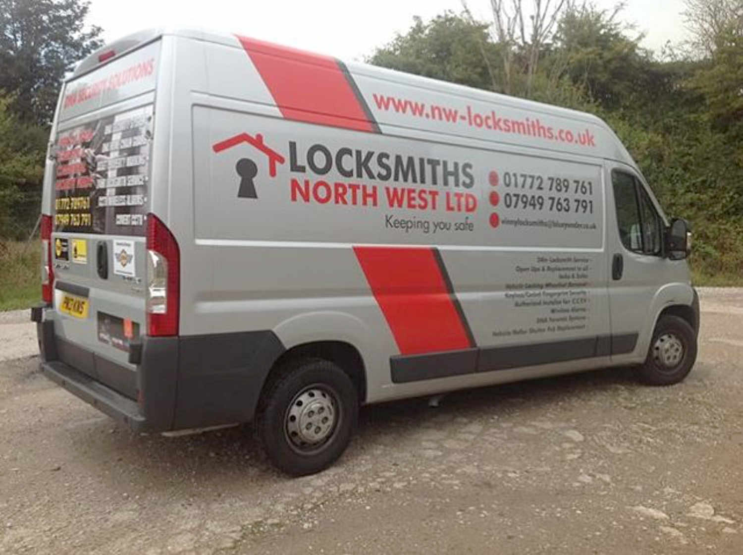 Northwest Locksmith Blackpool & Preston